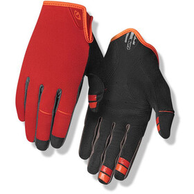 Giro DND Handschoenen Heren, red orange